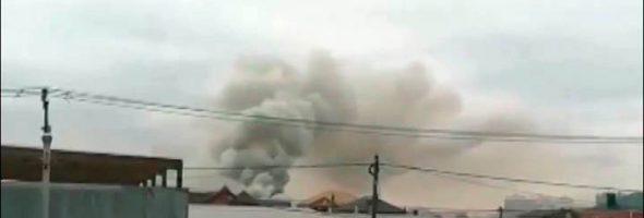 09.12.19 — Взрыв газа в частном доме назван причиной пожара на Кубани (Верхний Казачий)