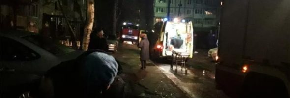 30.11.19 — взрыв газа в многоквартирном доме в Ярославле