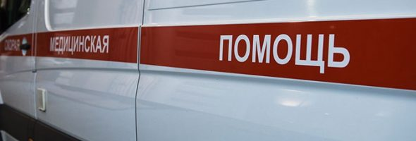 07.12.19 — взрыв газобалонного оборудования в автомобиле в Астрахане