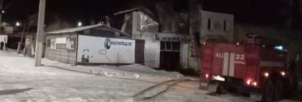 30.12.19 — взрыв газа на автозаправке в Челябинской области (Сатка)