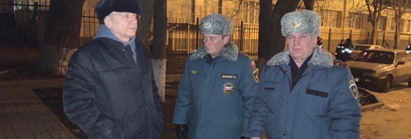21.01.20 — взрыв газа в многоквартирном доме в Белгородской области (Белгород)