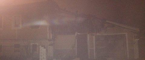 04.01.20 — взрыв газа в квартире в Нижнем Новгороде