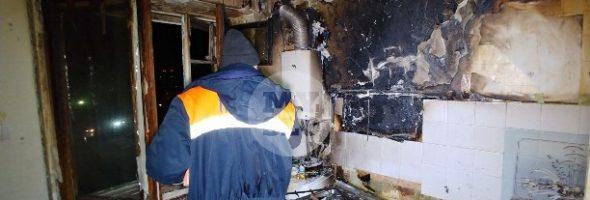 19.02.20 — взрыв газа в квартире в Тульской области (Тула)