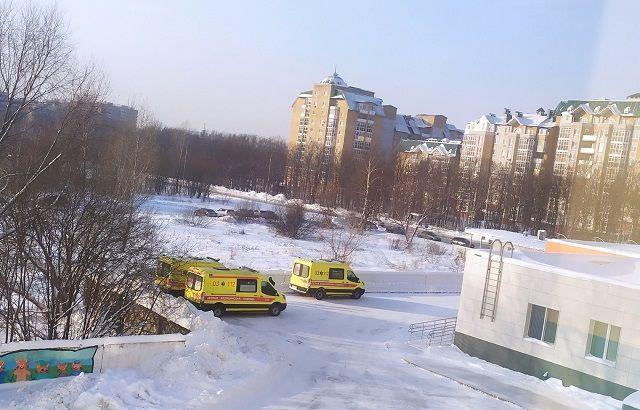 Шестилетний ребенок и его мама отравились угарным газом в Казани