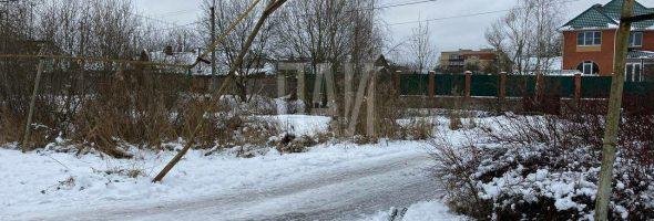 08.01.21 — Повреждение опоры газопровода в результате ДТП в Псковской обл (Псков)