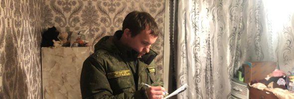 27.01.21 — отравление жителя угарным газом в частном доме в Саратовской обл (Духовницкое)