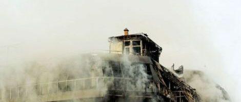 22.01.21 — взрыв газа в частном доме в Крыму (Ялта)