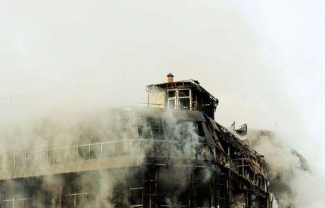 В Ялте произошёл взрыв бытового газа в частном доме на улице Павленко