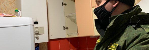 29.01.21 — отравление семьи угарным газом в квартире в Саратовской обл (Саратов)