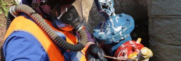 26.01.21 — в результате ведения строительных работ поврежден газопровод в Пермском крае (Пермь)